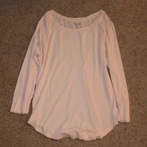 Quarter length sleeve